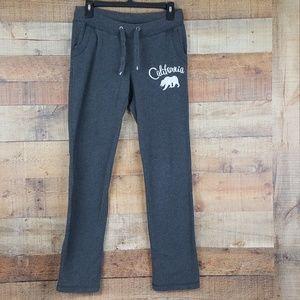 California Reflex Jogger Pants Women's Size S Gray
